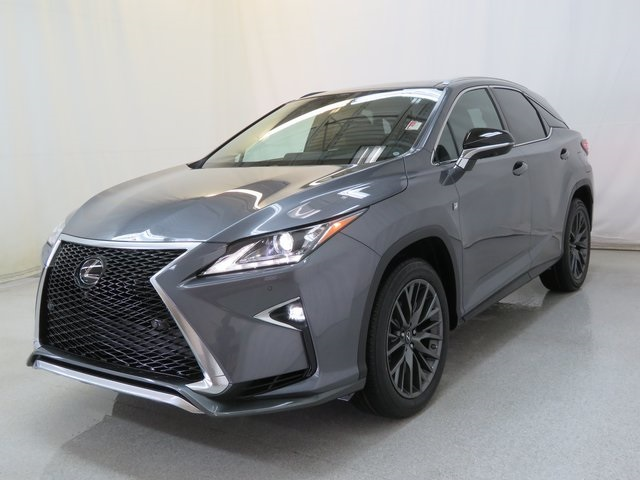 Demo New 2019 RX 350 F SPORT